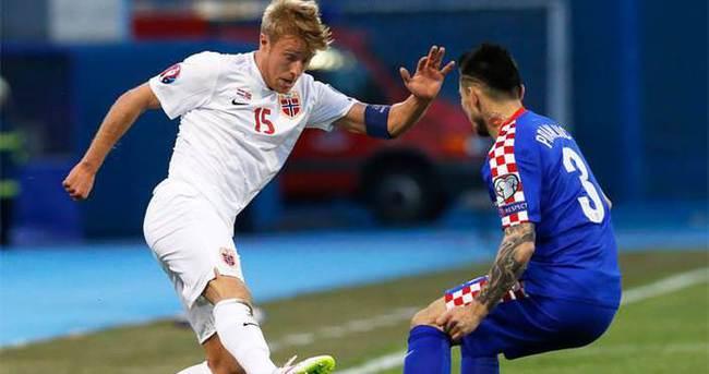 Hırvatistan Norveç maçı özeti ve golleri (Hırvatistan şov yaptı)