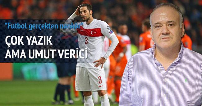 Usta yazarlar Hollanda - Türkiye maçını yorumladı