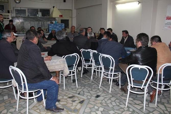 AK Parti İl Teşkilatı Köylülerle Buluştu