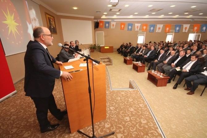AK Parti Osmangazi İlçe Danışma Meclisi Yapıldı