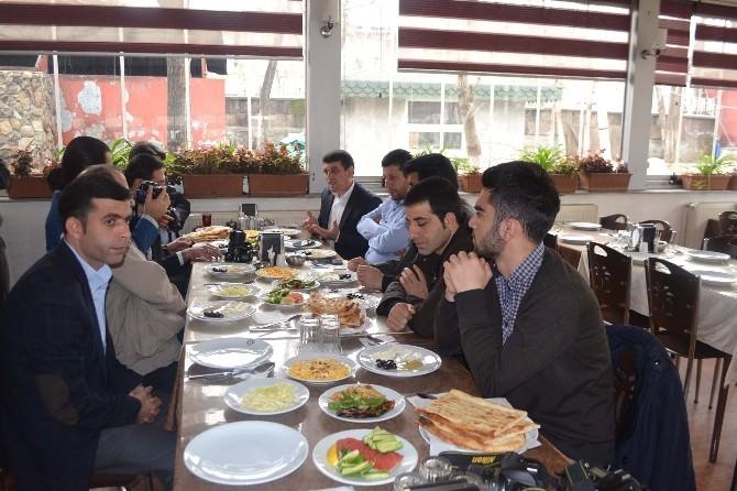 Akıncılar Derneği Genel Başkanı Çınar Muş'ta