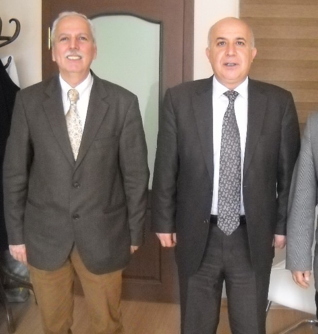 Emniyet Müdürü Aslan'dan Südemen'e Ziyaret