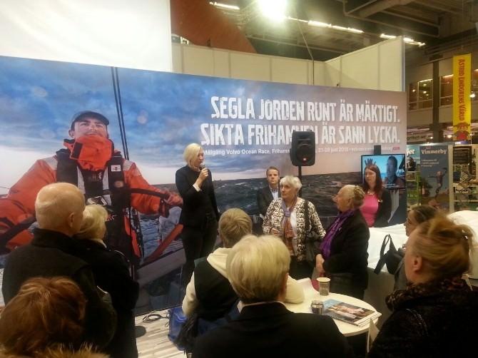 Ditab Turizm Fuar Sezonunu Tur2015 Göteborg Fuarı İle Tamamladı