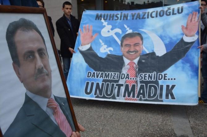 Balıkesir'de Muhsin Yazıcıoğlu Anıldı