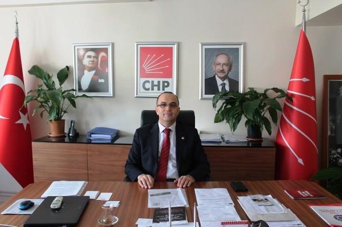 CHP Tekirdağ İl Başkanı Şeref Çetin: