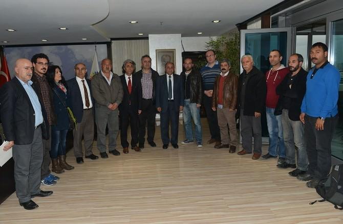 Belediye Başkanı Hasan Arslan'dan Cemevi İddialarına Tepki