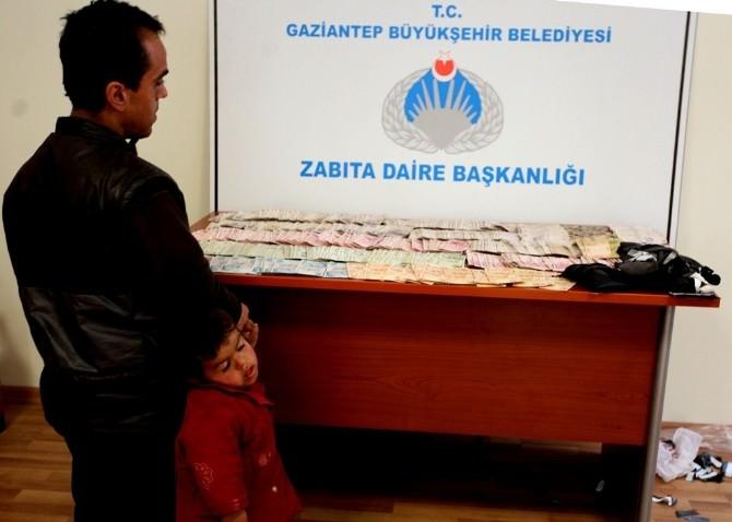 Büyükşehir Zabıtası'ndan Dilencilere Operasyon