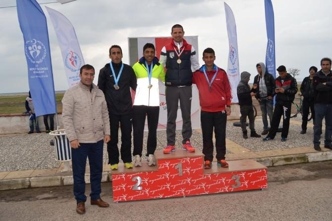 Ayvalık'ta Spor Toto Türkiye Yürüyüş Şampiyonası Heyecanı