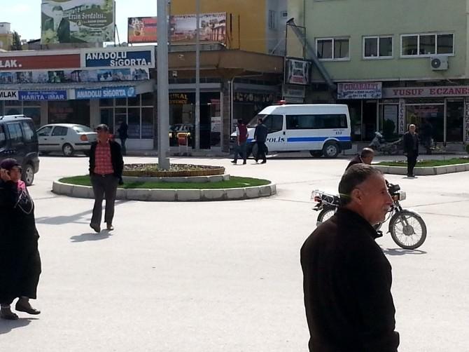 Erzin'de Trafik Karmaşası Çözülemiyor
