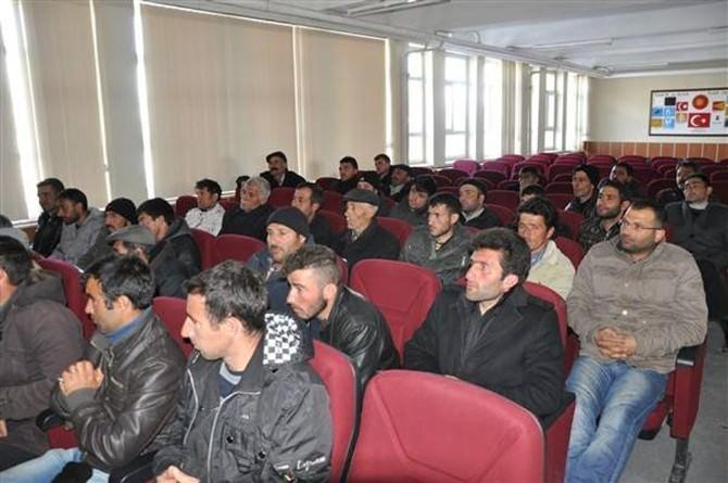 Kars'ta Sürü Yönetimi Eğitimleri Devam Ediyor