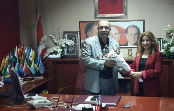 Dr. Çardak: ''Kürtlerle Savaşımız Yok Ki Barış Olsun''