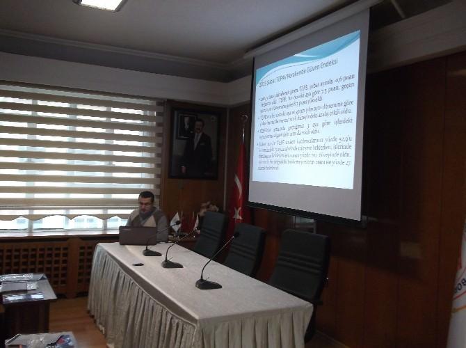 MTB'nin Mart Ayı Meclis Toplantısı Gerçekleştirildi