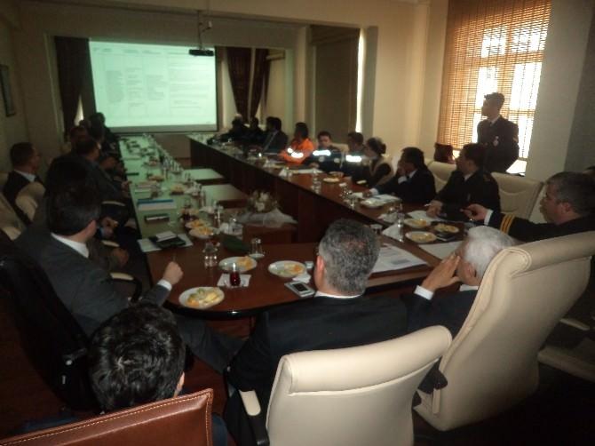 Akçakoca'da Sahip Güvenlik Toplantısı