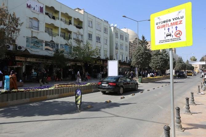 Kent Merkezinde Ki Trafik Akışı Yenilendi