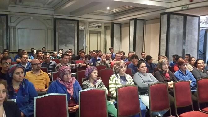 Otium Hotel Seven Seas'da Personele Çevre Eğitimi Verildi