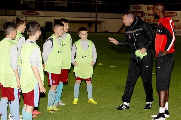 Trabzonspor'da Böyle Antrenman Görülmedi