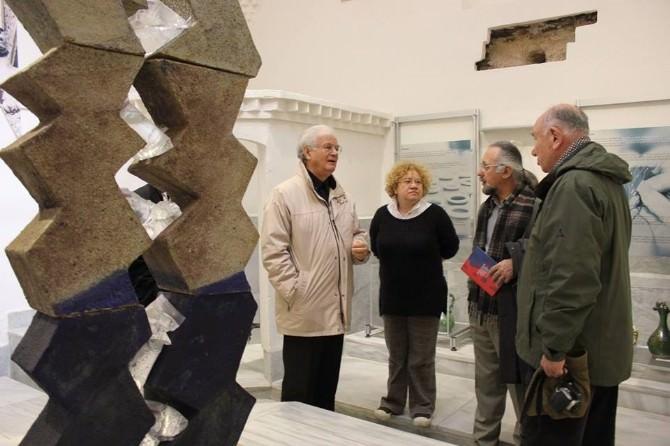 Çağdaş Türk Ressamları Seramik Müzesi'nde