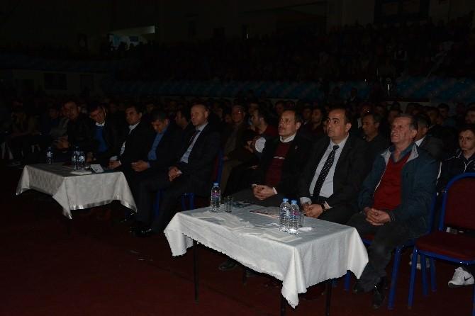 Dursun Ali Erzincanlı Ereğlililere Unutulmaz Bir Gece Yaşattı