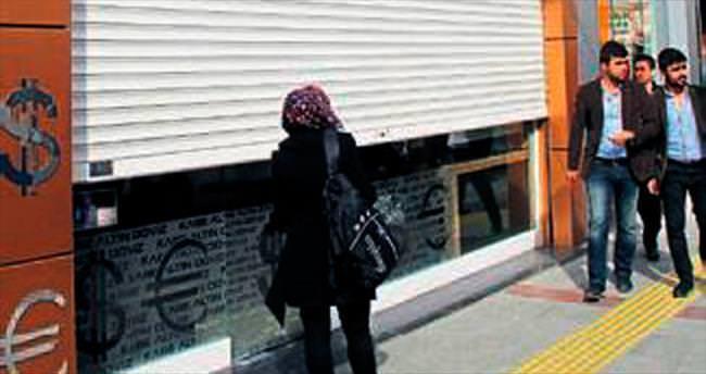 Gaziantep'te 400 bin dolarlık dövizci soygunu