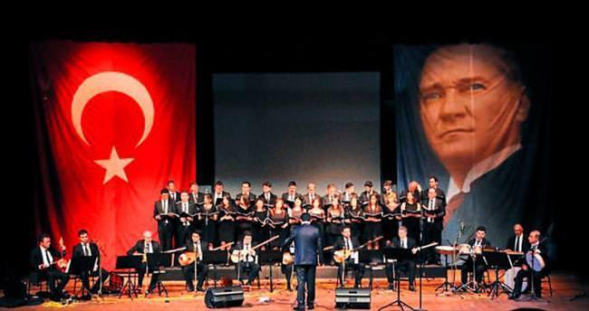 Türkü dolu gece
