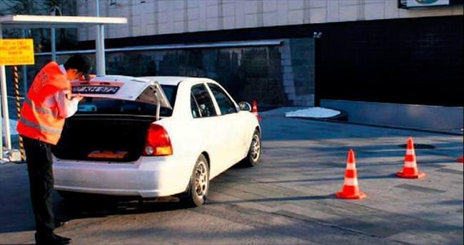 'LPG'li araç kapalı otoparka alınmalı'