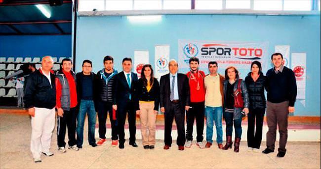 Türkiye Bocce Şampiyonası sona erdi