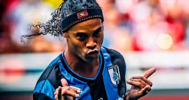 Bursaspor'da Ronaldinho bombası