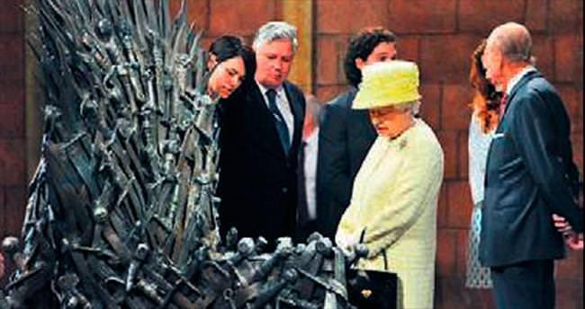'Kraliçe yabancı tahta asla oturmaz' kuralı