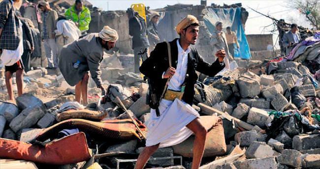 Suudi Arabistan'a savaş açtı