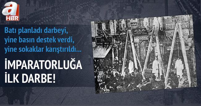 '31 Mart İsyanı'nın perde arkası
