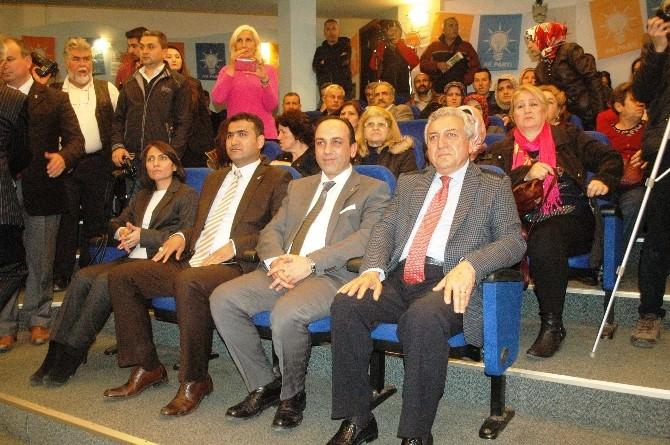 AK Parti Bodrum İlçe Teşkilatı 2023 Hedeflerini Anlattı