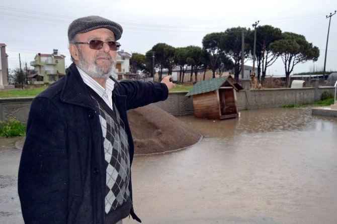 Altınova Sular Altında Kaldı