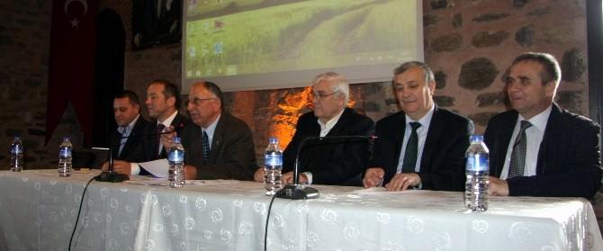 Balgöç Başkanı Yüksel Özkan Güven Tazeledi
