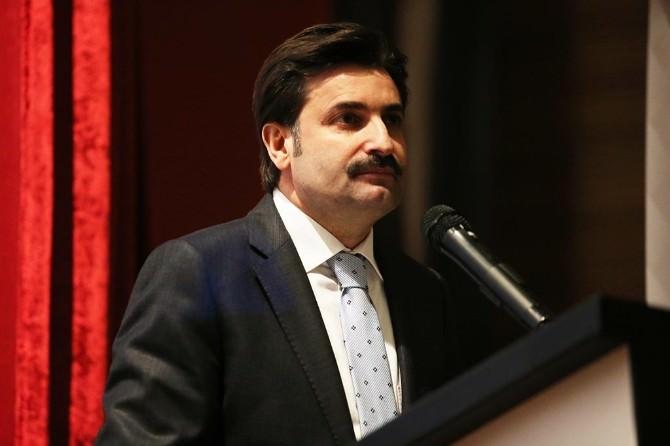 Başkan Toçoğlu AK Parti 58. İl Danışma Toplantısına Katıldı