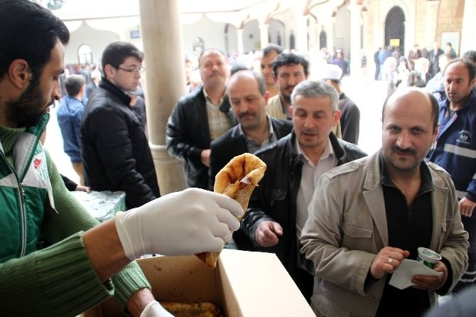Muhsin Yazıcıoğlu Bursa'da Dualarla Anıldı
