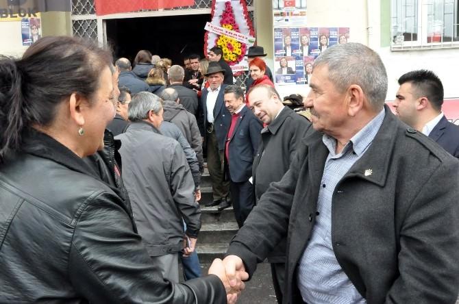 CHP'nin Uşak'taki Ön Seçimi Tamamlandı