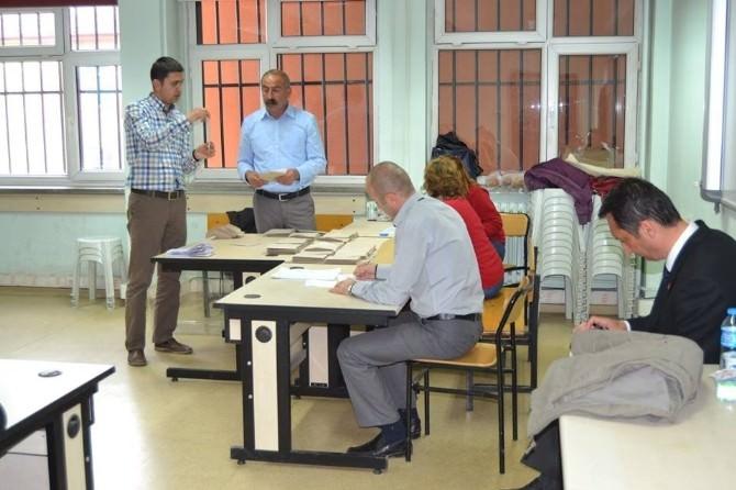 Çorum'da CHP'nin Ön Seçimi Tamamlandı