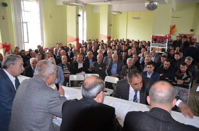 Kargı Esnaf Kefalet Kooperatifi Genel Kurulu Yapıldı