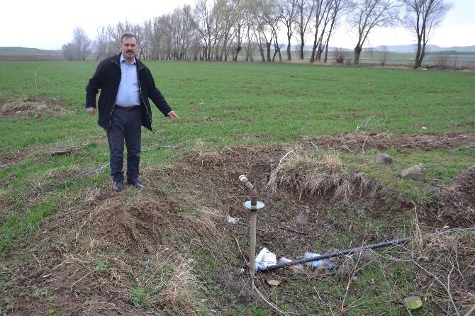 Sarımsaklı Köyü Muhtarı Mehmet Yazlık: