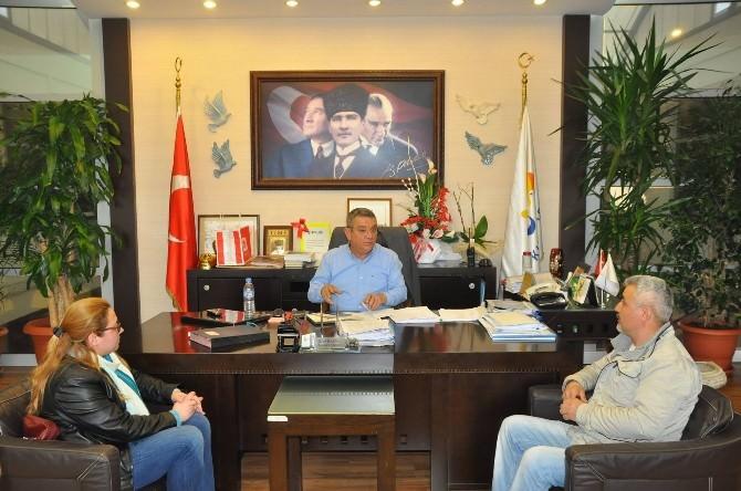 Küksad Yönetiminden Başkan Kayalı'ya Ziyaret