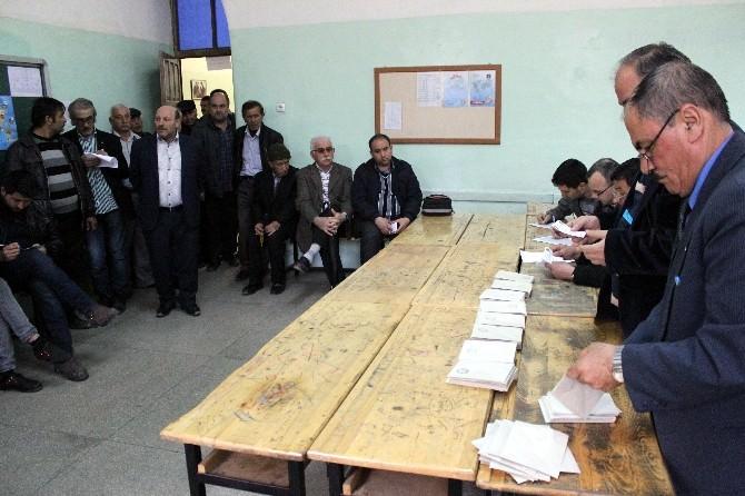 Kütahya CHP'de Birinci Fazıl Kasap