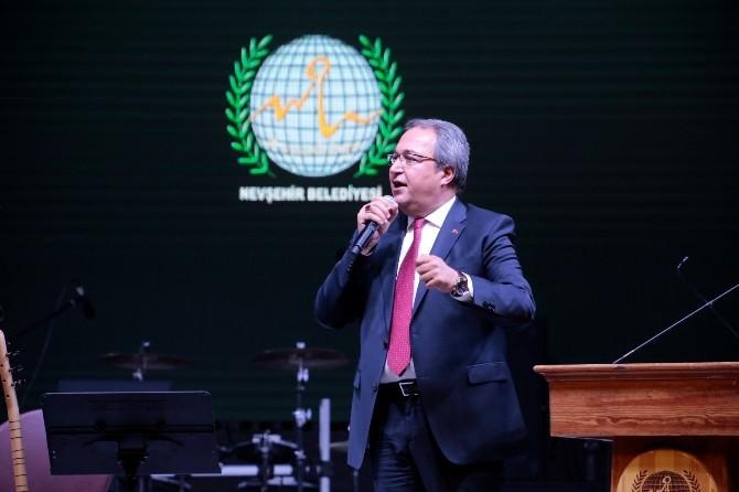 Nevşehir'de Çanakkale Zaferi Konseri