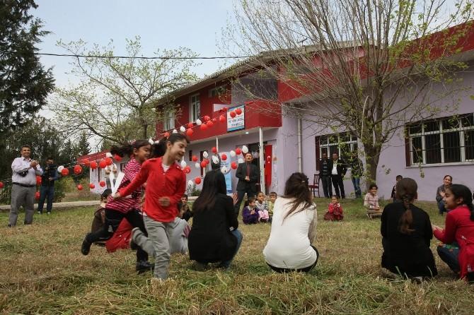 Türkmen Çocuklarına Eğitim