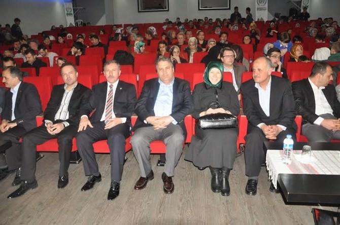 Başkan Çerçi: Ümmetin Yetimlerini Daha Çok Desteklemeliyiz