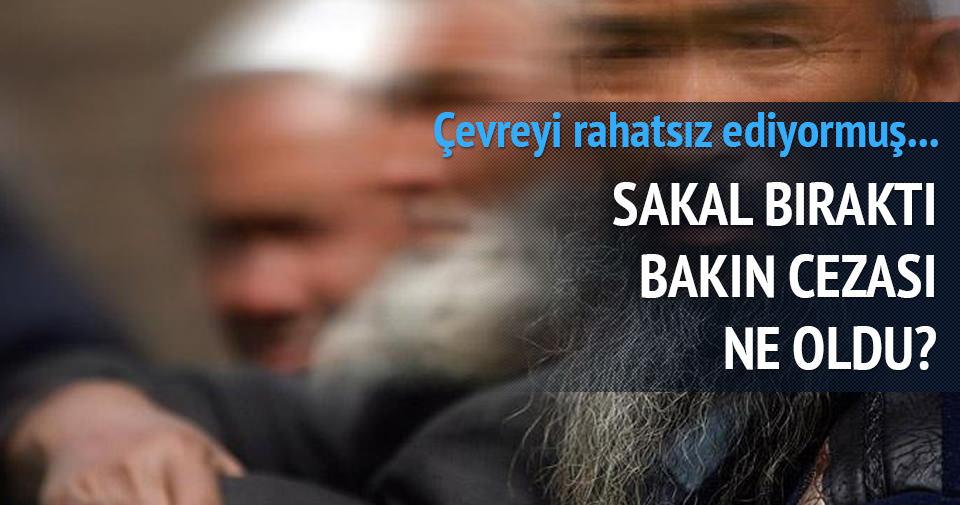 SAKAL BIRAKTI 6 YIL HAPSE MAHKUM EDİLDİ