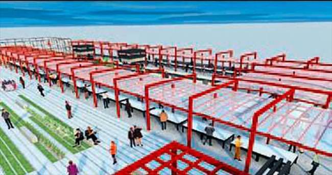 Turgutlu'da yeni projeler hazır