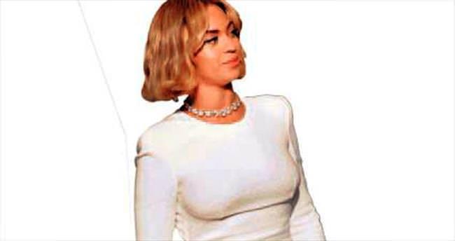 Beyonce'un gözü Oscar'da