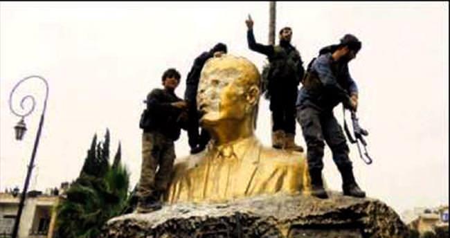 Esad'ın askerleri mahkûmları katletmiş