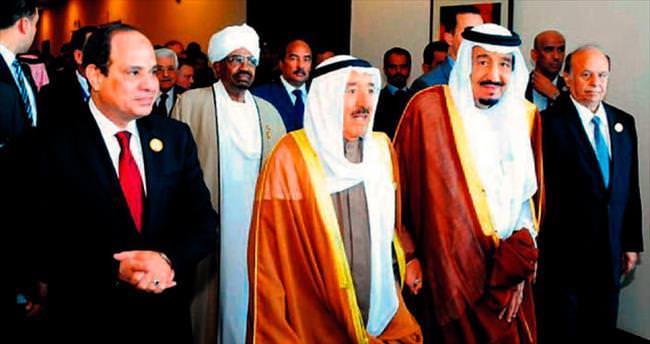 40 bin askerden oluşacak Arap Birliği ordusu geliyor