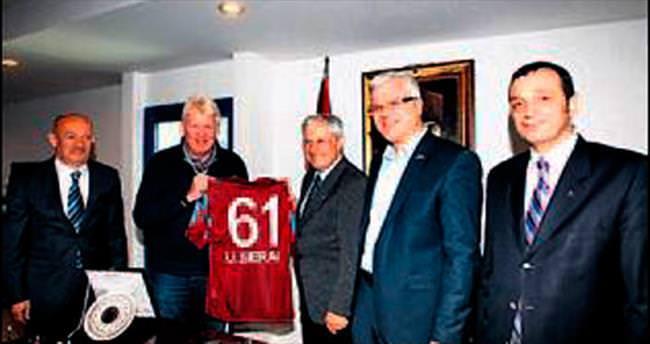 Dortmundlular, Trabzonspor'u destekleyecek
